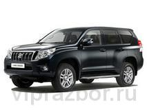 Toyota Land Cruiser Prado 150 Series Внедорожник 5 дв.