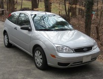 Ford Focus (North America) I Рестайлинг Хэтчбек 3 дв.