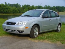 Ford Focus (North America) I Рестайлинг Хэтчбек 5 дв.