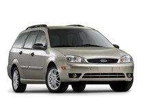 Ford Focus (North America) I Рестайлинг Универсал 5 дв.
