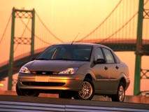 Ford Focus (North America) I Седан