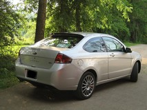 Ford Focus (North America) II Купе
