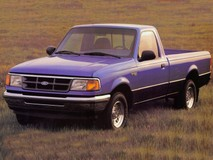 Ford Ranger (North America) II