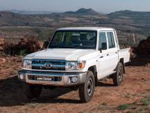 Toyota Land Cruiser 70 Series Рестайлинг Пикап Двойная кабина